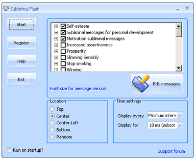 Subliminal Flash 3.79.01 full